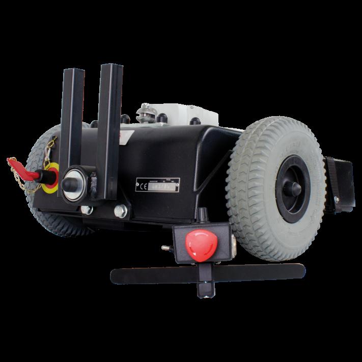EasyGo motorløsning, Svirvel fra IMMO A/S