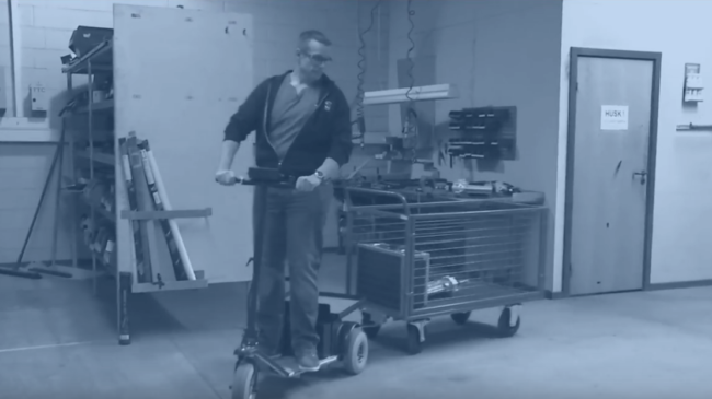 Translet Cargo instruktionsvideo fra IMMO A/S