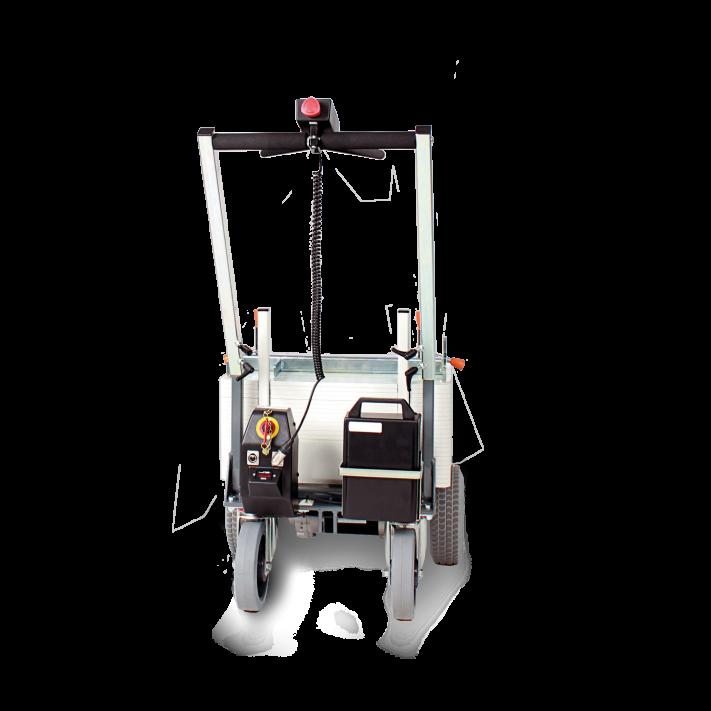 Vægtvogn fra IMMO A/S